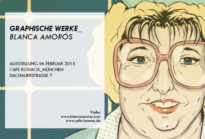GRAPHISCHE WERKE. Exhibition