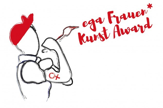 2. EGA FRAUEN KUNST AWARD. Exhibition